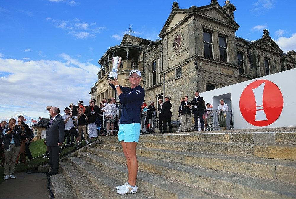Stacy Lewis storms to victory at Women's British Open