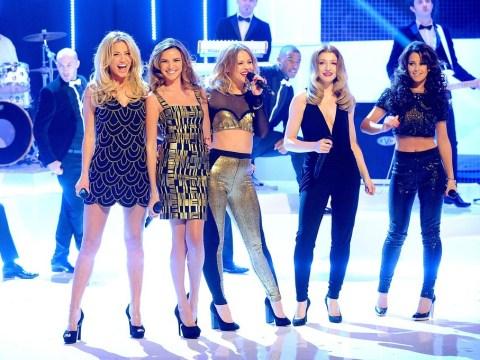 Girls Aloud Ten tour to get DVD release