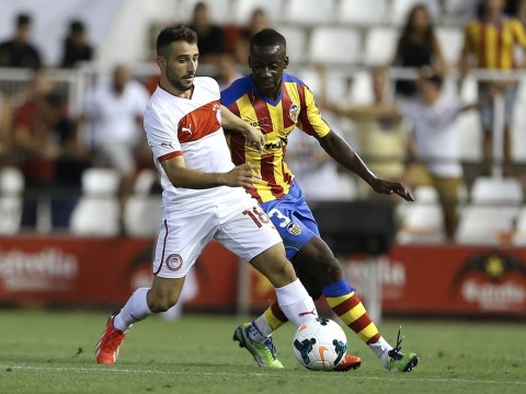 Aly Cissokho hoping for quick learning curve after signing season-long Liverpool