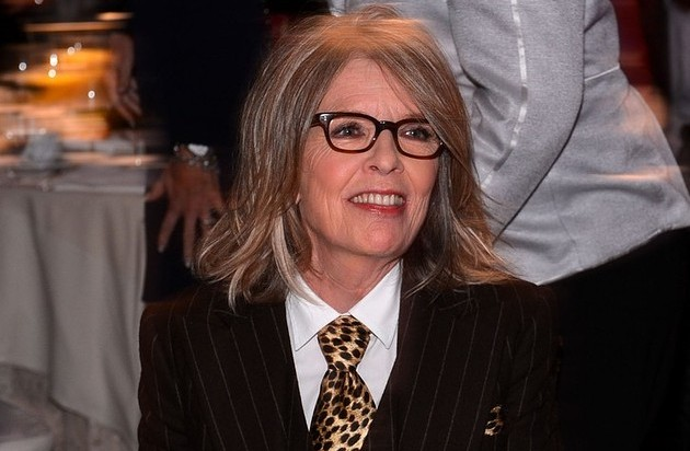 BEVERLY HILLS, CA - DECEMBER 05:  Actress Diane Keaton attends The Hollywood Reporter's 'Power 100: Women In Entertainment' Breakfast at the Beverly Hills Hotel on December 5, 2012 in Beverly Hills, California. Getty Images