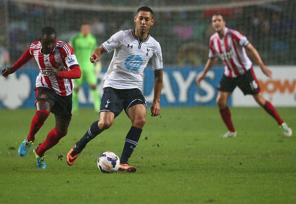 Tottenham star Clint Dempsey seals surprise Seattle Sounders switch