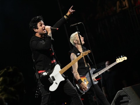 Green Day play Dookie in full at Reading Festival 2013