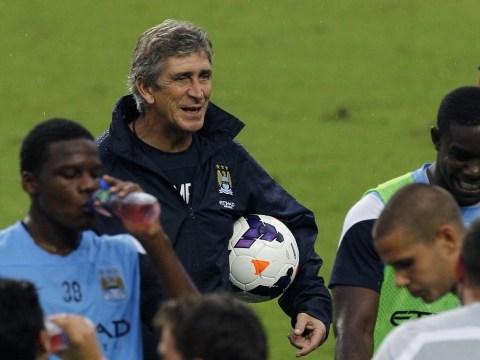Manuel Pellegrini unfazed by Manchester City's fresh start