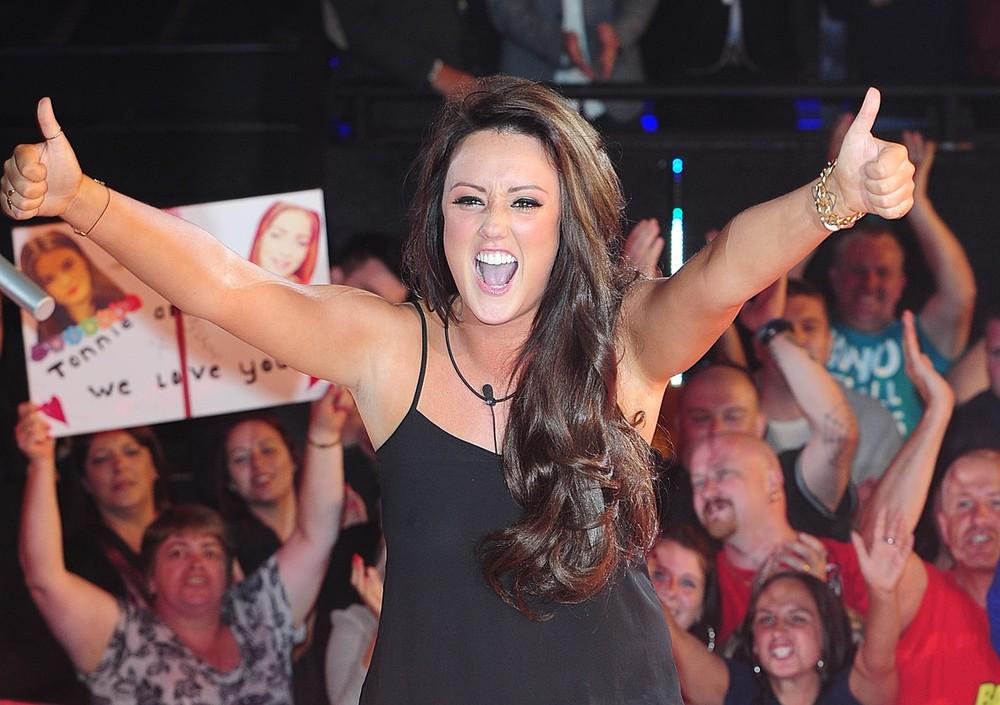 Celebrity Big Brother Charlotte Crosby
