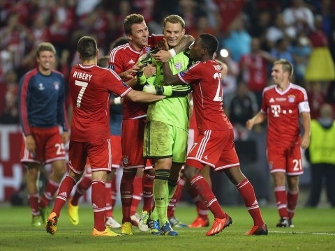 Bayern Munich banish Champions League demons with Super Cup victory over Chelsea