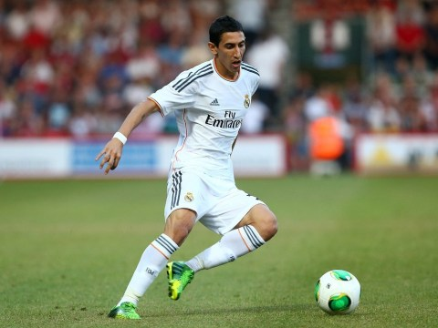 Arsenal transfer target Angel Di Maria determined to stay and fight for his place at Real Madrid
