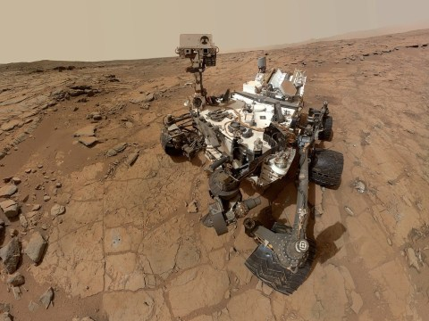 Nasa's Curiosity rover reveals water 'abundant and easily accessible' on Mars