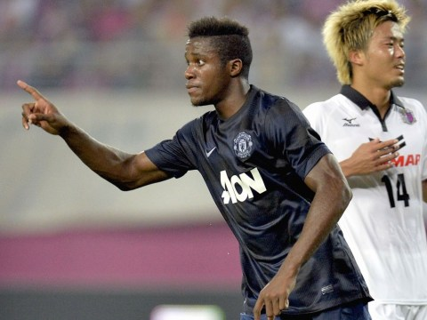 Will Wilfried Zaha replace Antonio Valencia as Manchester United's No 7?