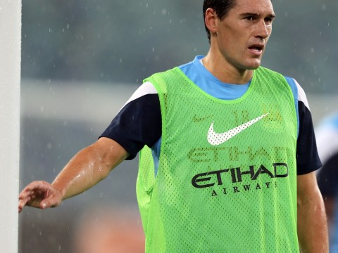 Everton declare interest in loan deal for Gareth Barry