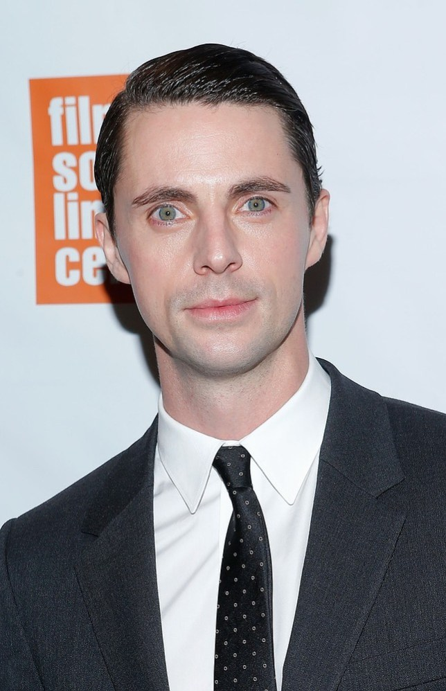 Matthew Goode previously starred in Zack Snyder's Watchment (Picture: Getty Images)