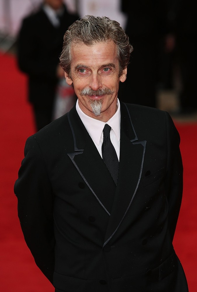 Doctor Who: Peter Capaldi gets huge welcome from Twitter as he's named 12th Doctor