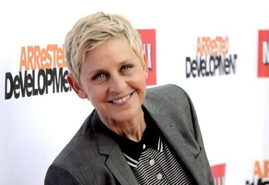 Comedienne Ellen DeGeneres is hosting the Oscars next year (Picture: Getty)