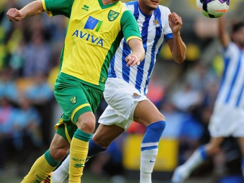 Ricky Van Wolfswinkel off the mark for Norwich as things get more serious in the build-up to Everton opener