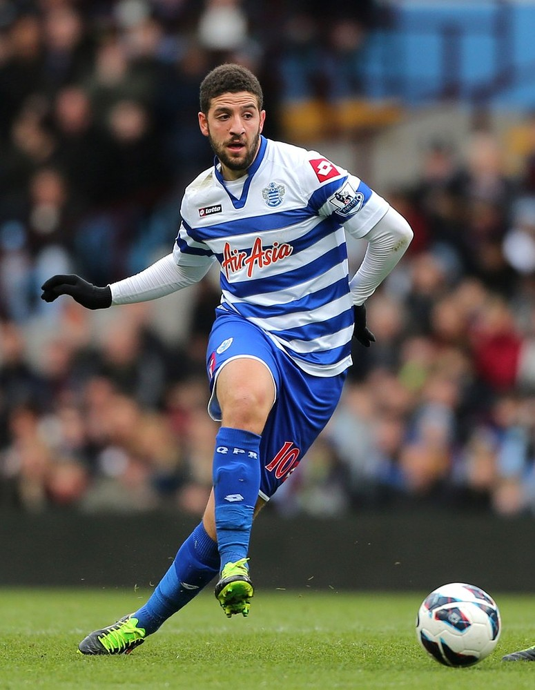 Adel Taarabt completes season-long loan move from QPR to Fulham