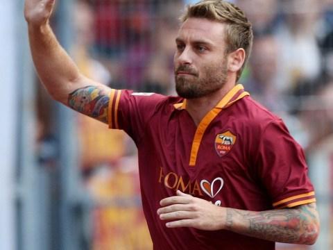 Manchester United target Daniele De Rossi wants Roma stay, says Rudi Garcia