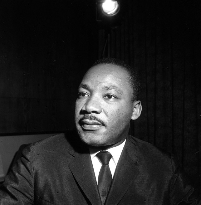 Retelling the lead-up to Martin Luther King's speech brought history to life (Picture: PA)
