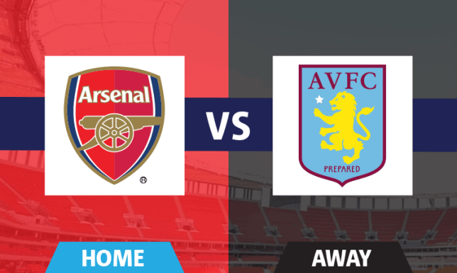 Club Metro reporter Peter Wood's take on Arsenal v Aston Villa