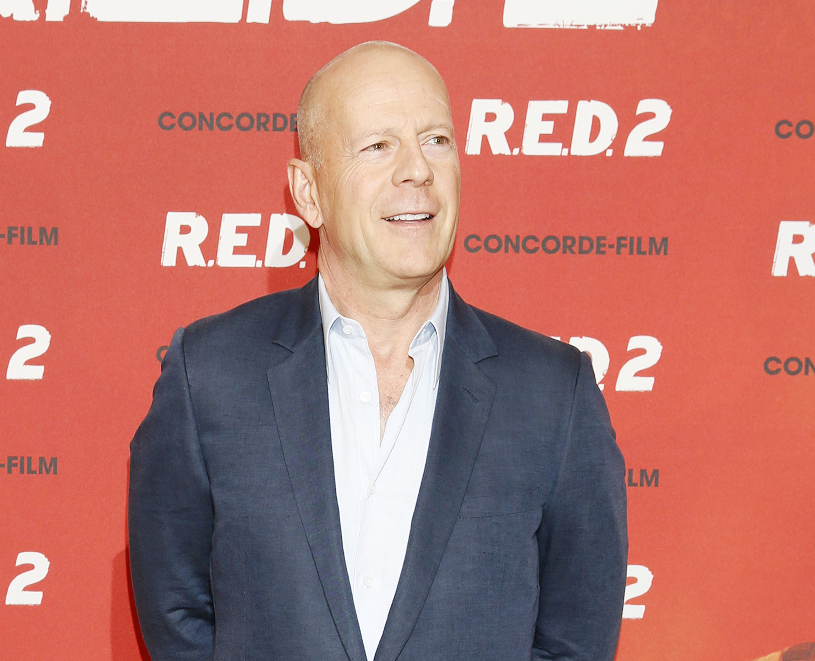 Bruce Willis 'fired' from new Woody Allen project after filming begins