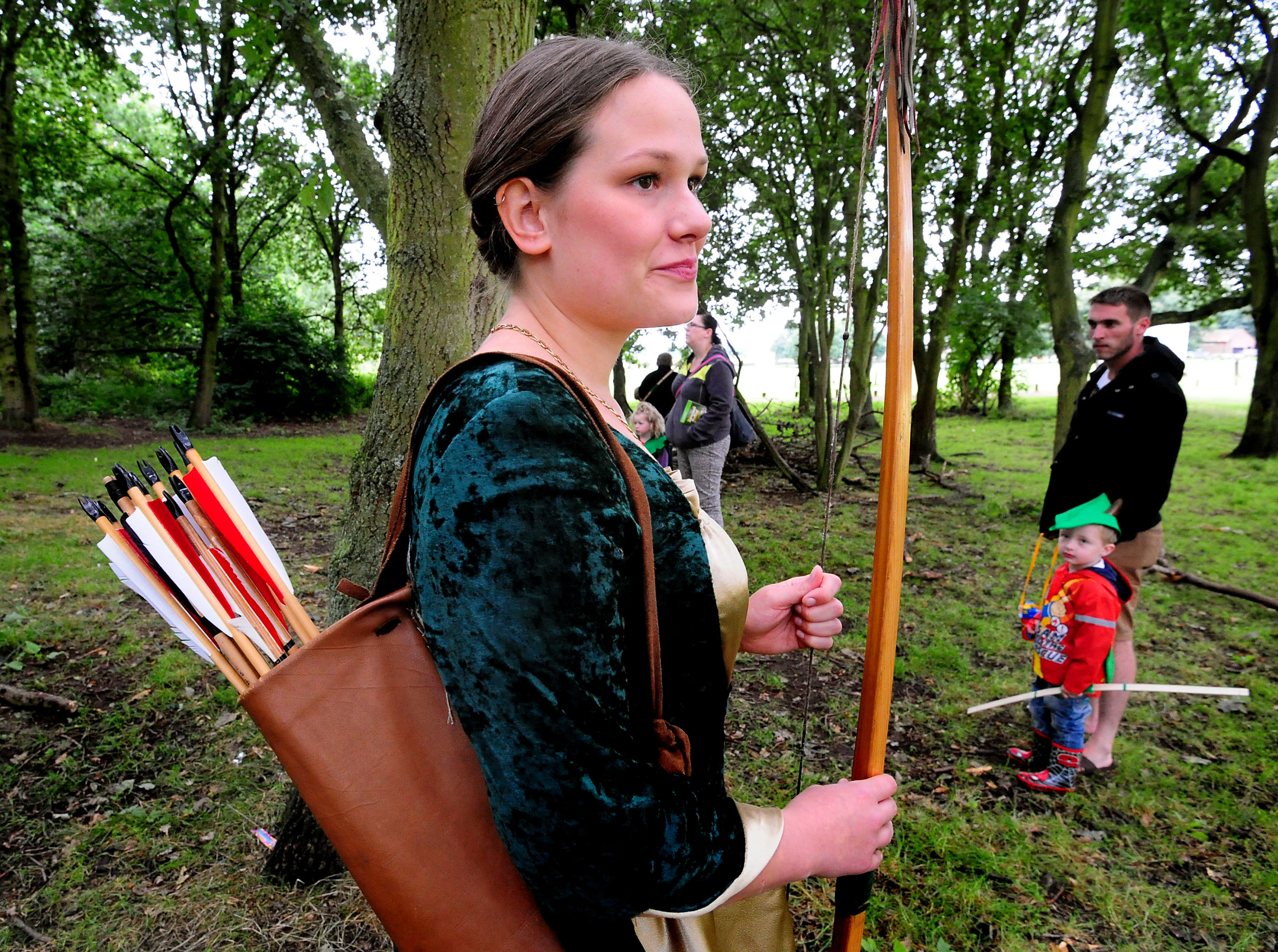 Gallery: Robin Hood Festival at Sherwood 2013