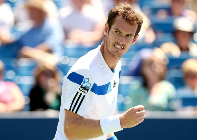 American dream: Murray is hoping to retain his US Open title (Picture: Getty)