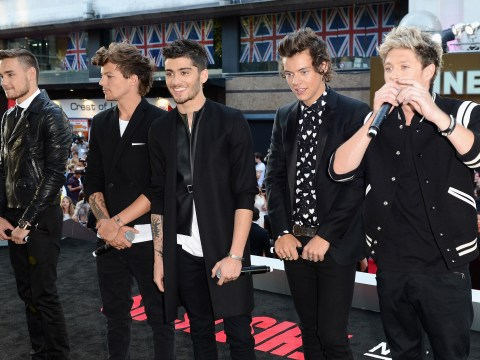 One Direction rule out reality show