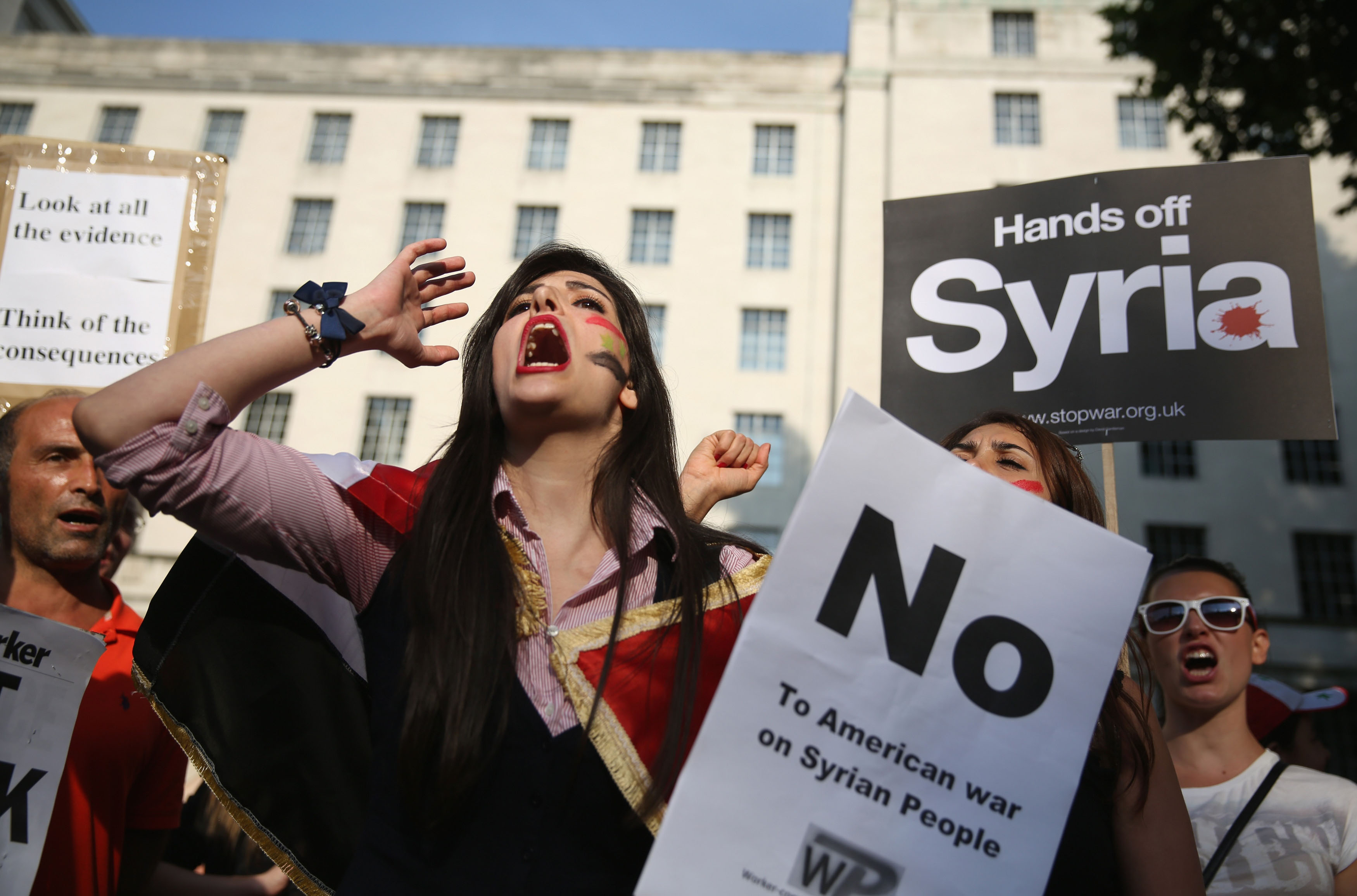 No 10 has 'absolutely no plans' for second Syria vote