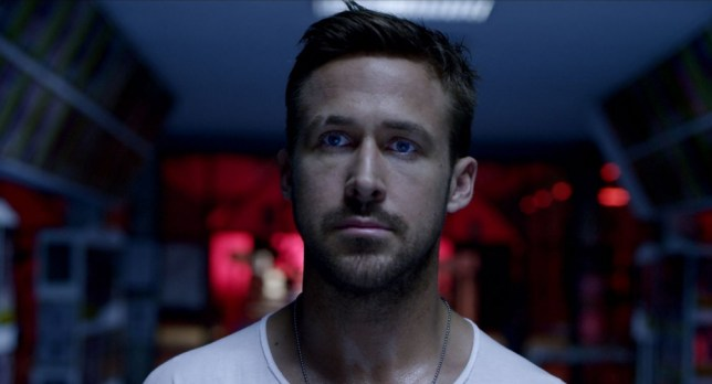 Ryan Gosling has less than 20 lines in Only God Forgives (Picture: supplied)