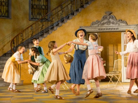 The Open Air Theatre's witty staging of The Sound Of Music will put a smile on your face