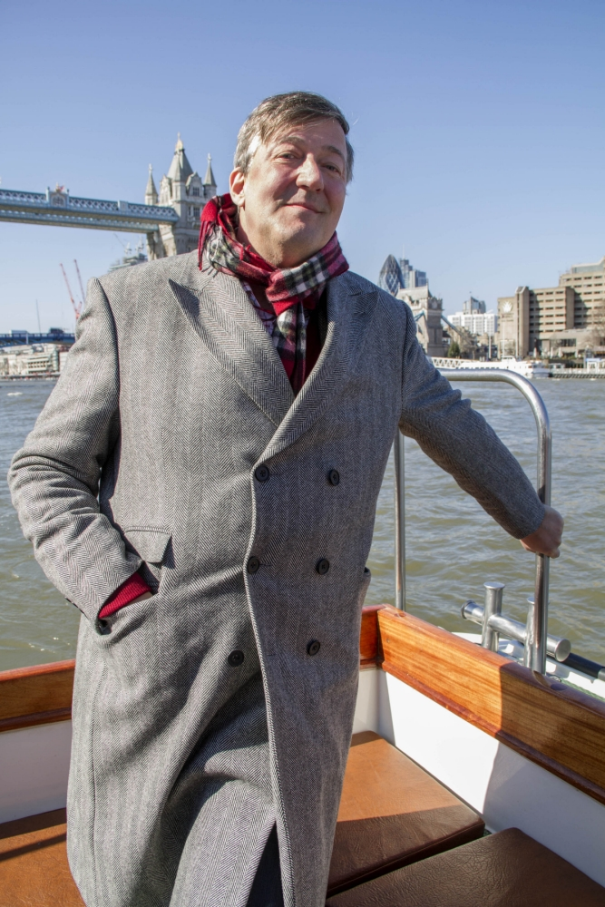 Stephen Fry's Olympics open letter was a masterclass in eloquence
