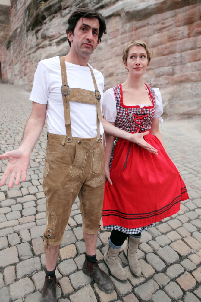Make Me A German told us err…not very much at all
