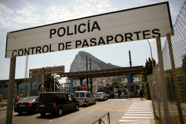 Spain 'acting like North Korea' over Gibraltar