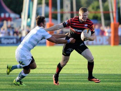 Chris Ashton ready to lay down marker for Saracens and England