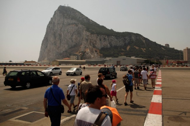 Foreign Office expresses Gibraltar fears as Spain warns 'the party is over'