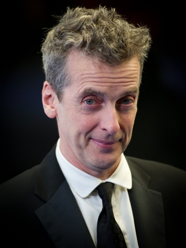LONDON, ENGLAND - JANUARY 22:  Peter Capaldi attends the British Comedy Awards at the O2 Arena on January 22, 2011 in London, England.  (Photo by Ian Gavan/Getty Images)