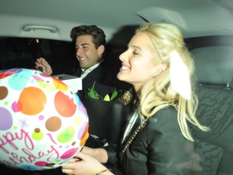 Helen Flanagan and James 'Arg' Argent headed for romance?