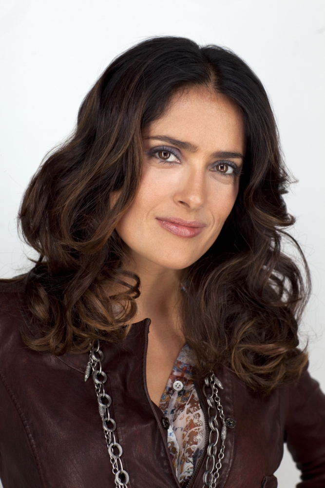 Salma Hayek: My husband is the grown-up one