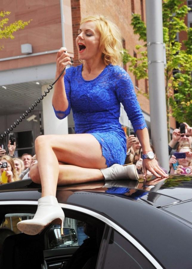Eurovision 2014: Geri Halliwell