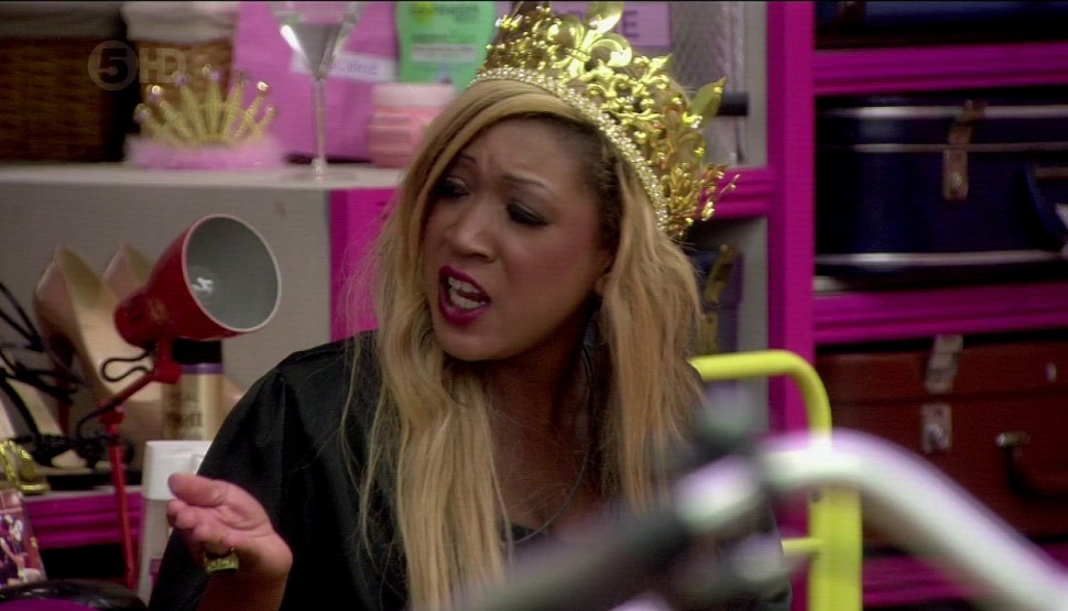Big Brother 2013 favourite Gina Rio lashes out at Hazel O'Sullivan: 'You're a dirty-ar*e skank'