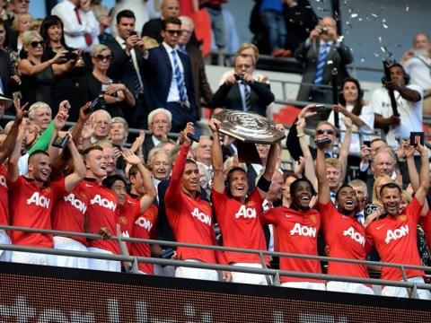 Gallery: Community Shield – Manchester United v Wigan at Wembley