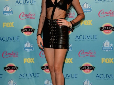 Who were the best dressed at the 2013 Teen Choice Awards?