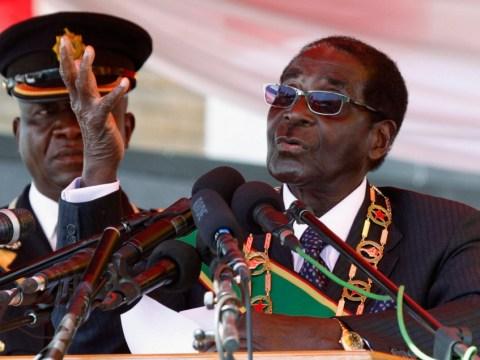 Robert Mugabe tells Zimbabwe poll sceptics to 'go hang'