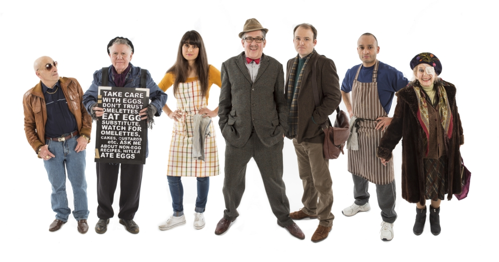 Count Arthur Strong has ascended to comedy royalty