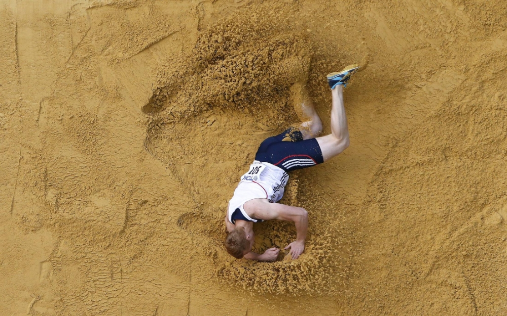 Greg Rutherford out of World Championships but refuses to blame hamstring injury