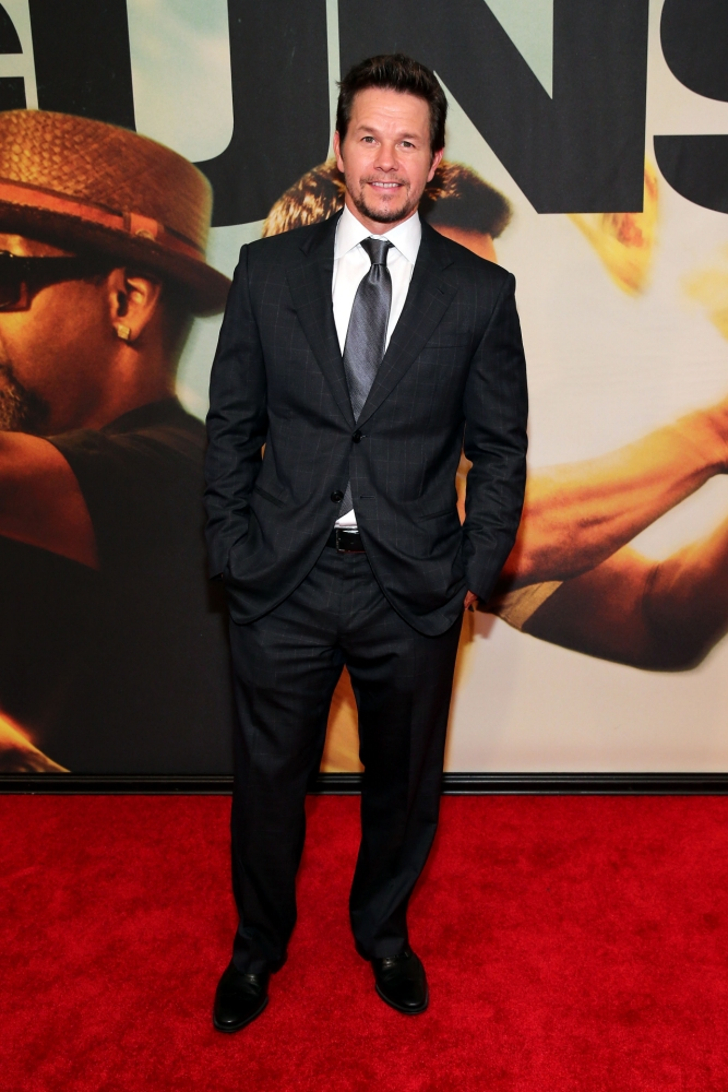 Mark Wahlberg: For a special cause or something, I would consider a comeback as Marky Mark