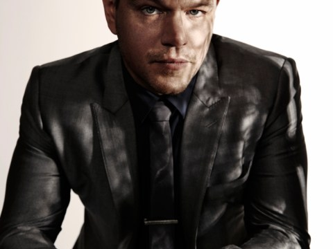 Matt Damon: We literally ate s*** filming in a Mexico dump