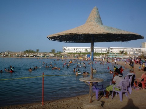 Egypt: British tourists in Red Sea resort of Hurghada advised to stay inside hotels