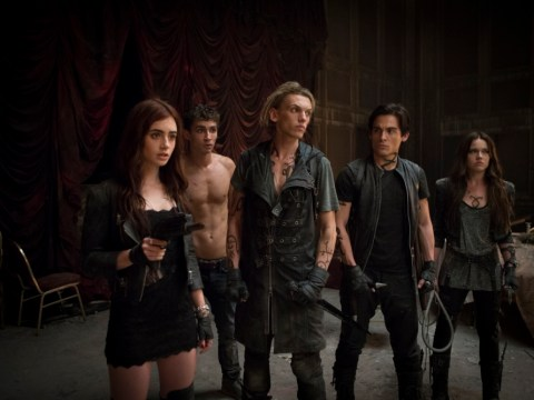 Is The Mortal Instruments the new Twilight?