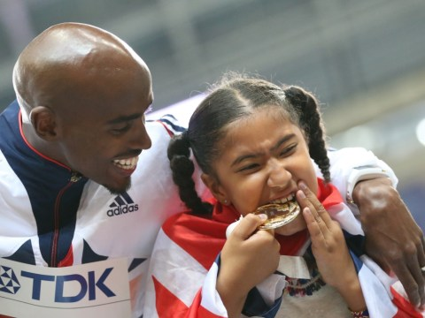 Mo Farah's surely our greatest ever, but it's time to ease the burden on his shoulders