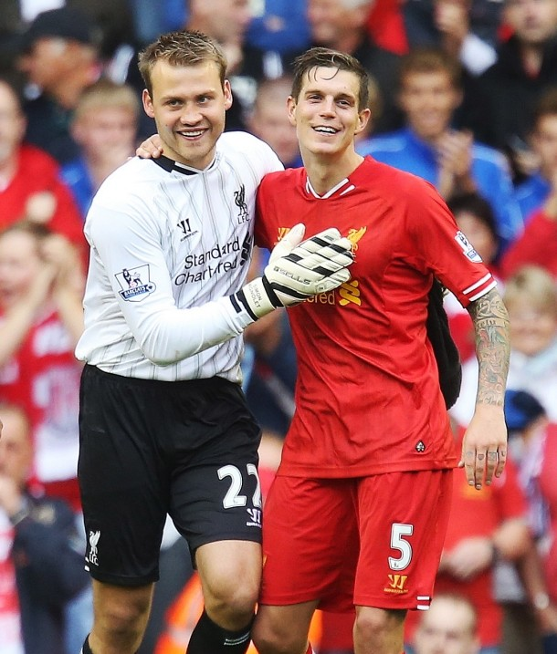 Daniel Agger: I don't care if Liverpool get Champions League – I'll stay anyway