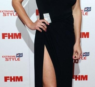 Gemma Atkinson: I'd love to kick ass in a movie like Angelina Jolie